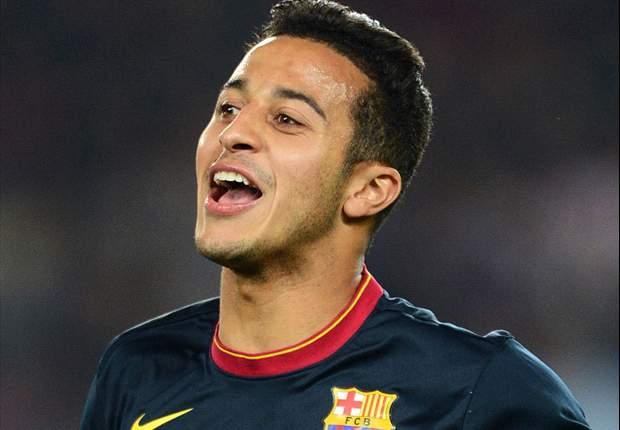 Thiago: Sabemos que el gol es importante para Alexis