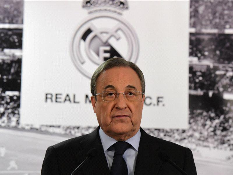 Perez denies Madrid plans to sell Ronaldo
