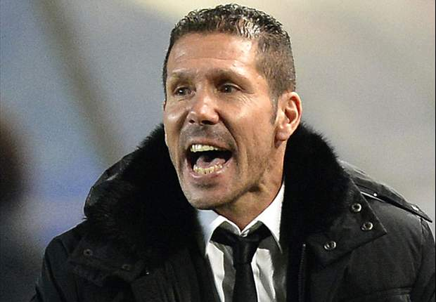 Simeone stresses continuity in 2013 for high-flying Atletico Madrid