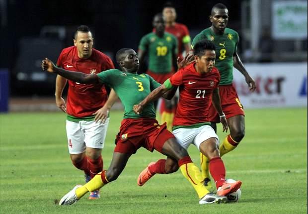 Tahan Kamerun, Timnas Indonesia Makin Pede