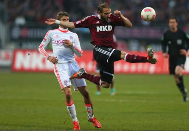 1. FC Nürnberg: Verdienter Punkt ein gefühlter Sieg