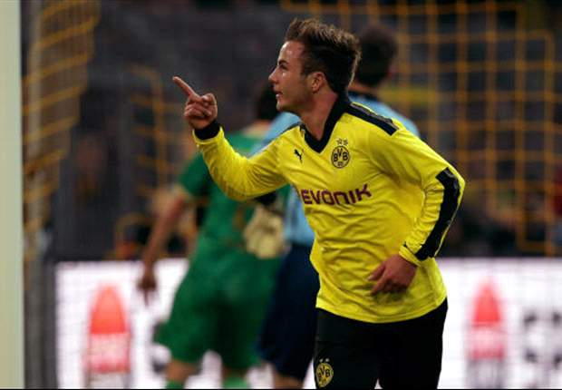 Bundesliga Team of the Week: Gotze & Lewandowski shine for Dortmund