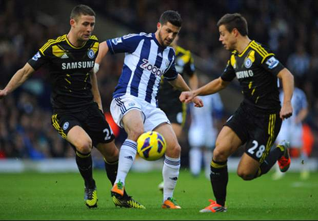 Shane Long in contract talks with West Bromich Albion