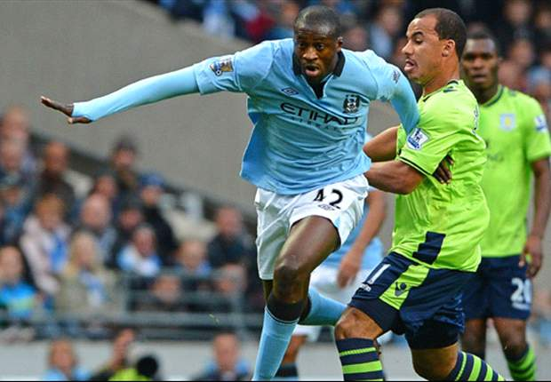 Yaya Toure facing Manchester City showdown talks over agent contract demands