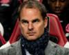 De Boer: Umut ediyoruz ki Celtic, Fenerbahçe'ye karşı kazanır