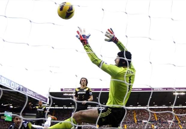 """LdC, Chelsea - Cech :""""On ne passe pas"""""""