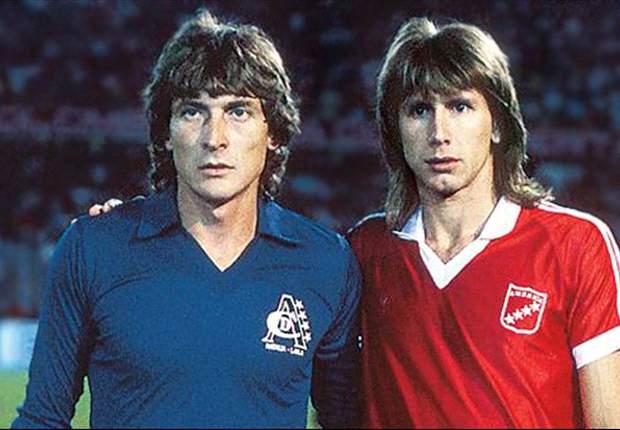 Cuando Gareca y Falcioni triunfaron juntos en Colombia