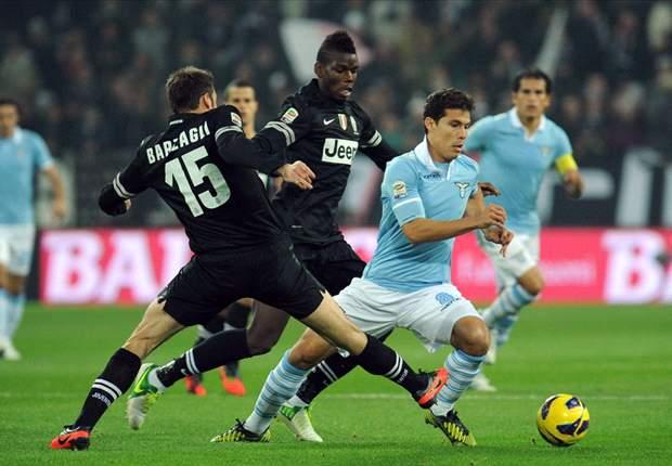 ITA - La Juve cale face à la Lazio
