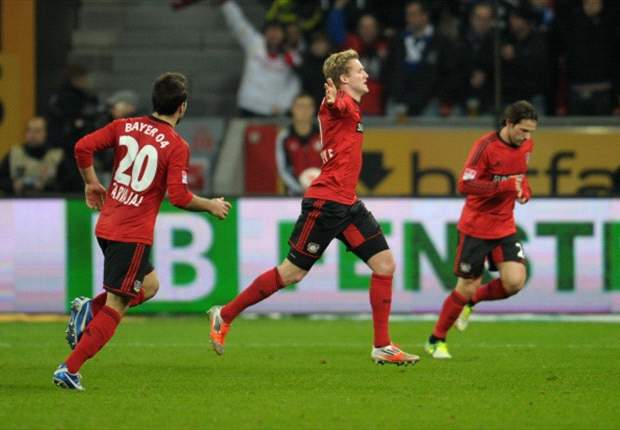 Bayer Leverkusen Tundukkan Schalke 04