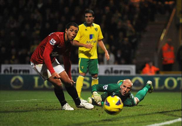 Manchester United stolpert bei Norwich City