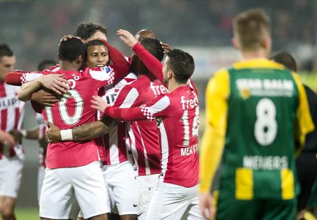 Koploper PSV zoekt titelflow tegen ADO