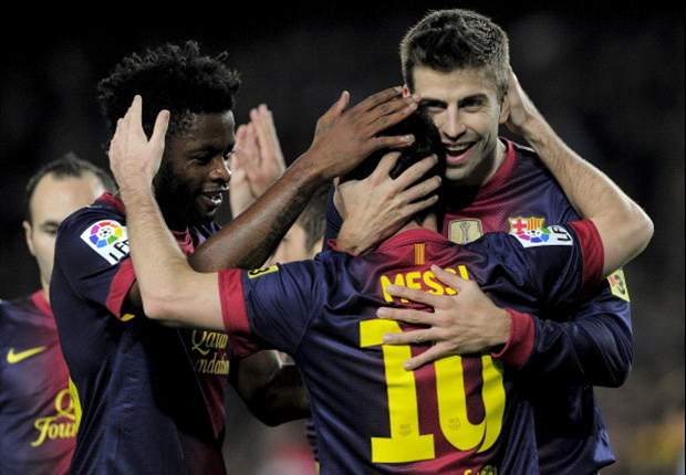 Pique: La Liga is Barcelona's to lose