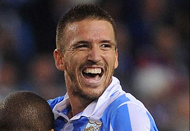 Malaga will only settle for Champions League qualification, says Camacho