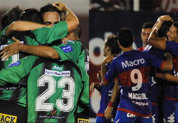 San Martín, preocupado, recibe a Tigre, que piensa sólo en la Sudamericana