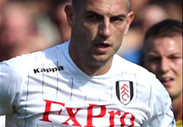 Fulham forward Petric: Luck was not on our side against Sunderland