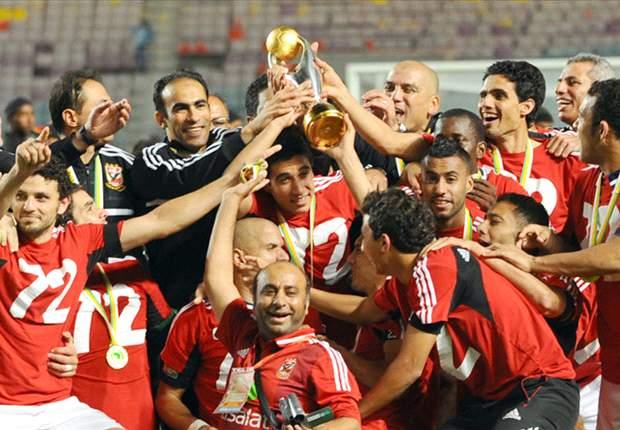 이집트 알 아흘리, 아프리카 챔스 우승