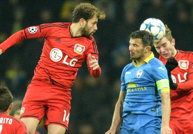 ไฮไลท์  BATE Borisov 1 - 1 Bayer Leverkusen