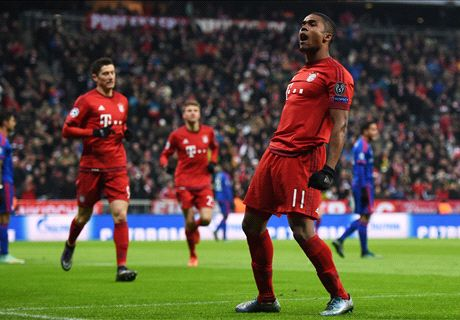 Bayern Clinches Group