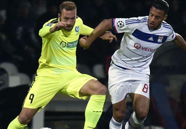 ไฮไลท์  Lyon 1 - 2 Gent
