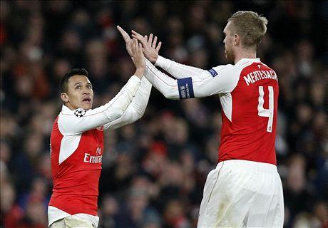 Arsenal Guns Down Dinamo