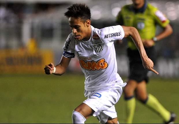 Presidente do Santos pretende renovar com Neymar