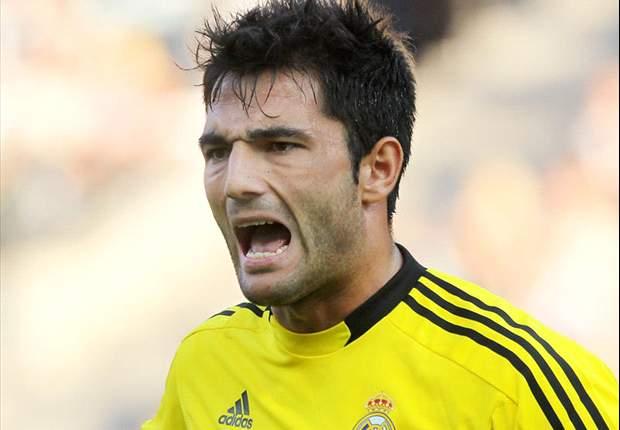 ¡Adán es titular! Alineaciones confirmadas en el Real Madrid-Getafe