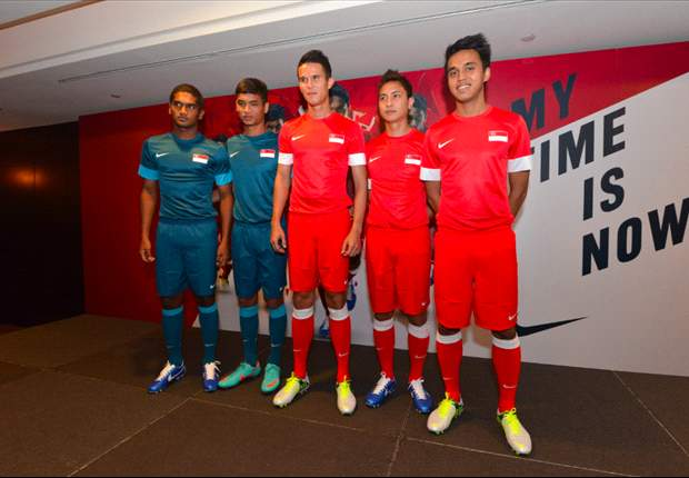 Nike inspires support for Singapore national team