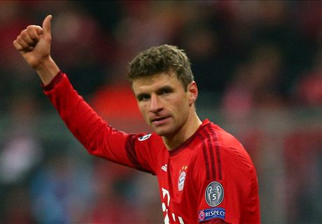 Young Muller Nabs UCL Record