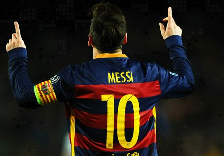 How To Improve Perfection: Add Messi