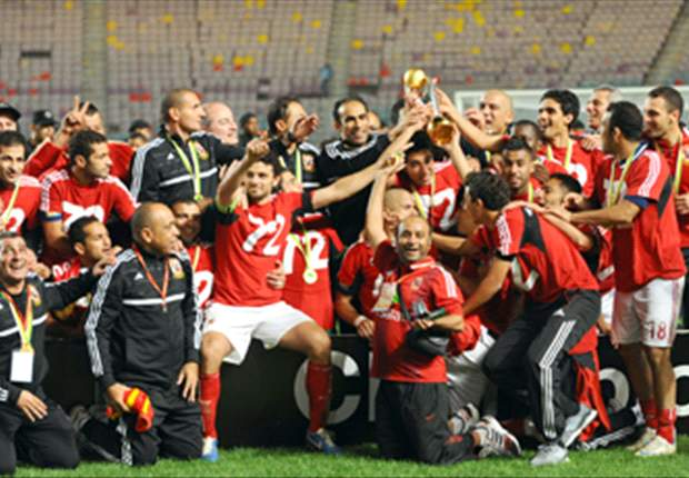 Club World Cup 2012 Team Intros: Al Ahly