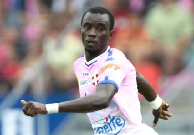 Mohammed Rabiu grabs first Ligue 1 goal as his side Evian drew 2-2 with St Etienne