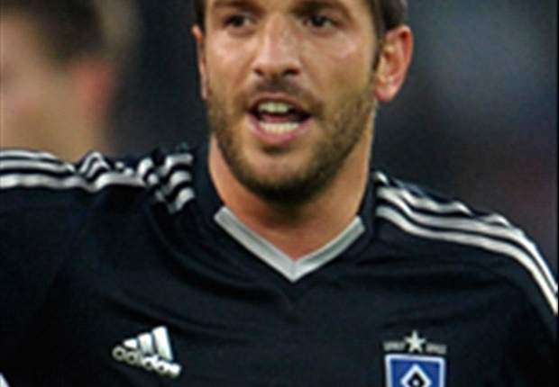 Van der Vaart admits to Lewandowski 'theatre'