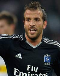 Rafael van der Vaart, Netherlands International