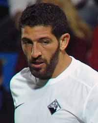 Rafik Halliche, Algeria International