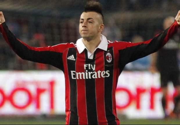 Shevchenko tips AC Milan's El Shaarawy to become a star
