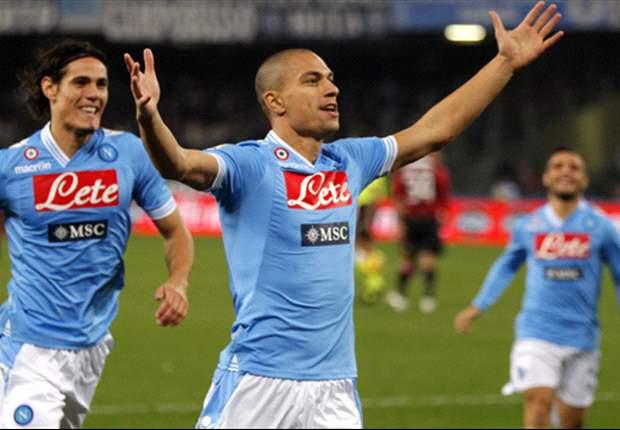 Napoli logra la clasificación con agónico triunfo