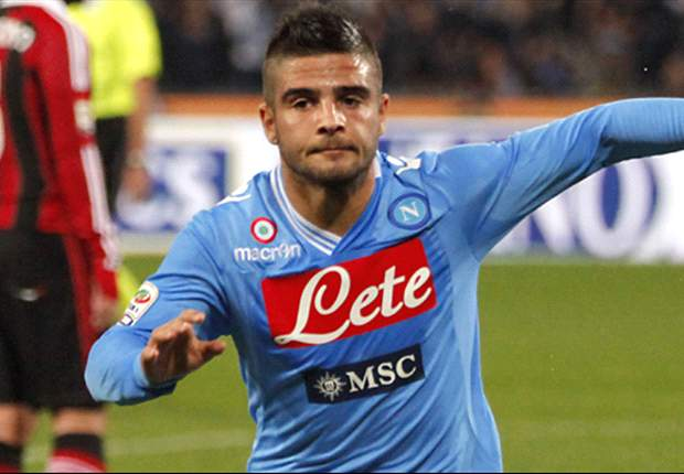 Lorenzo Insigne Optimistis Scudetto
