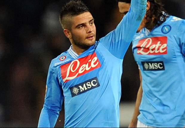 """Insigne è azzurrissimo, domani l'Under 21, sabato Lazio-Napoli: """"Non ci interessa della Juventus, pensiamo a noi"""""""