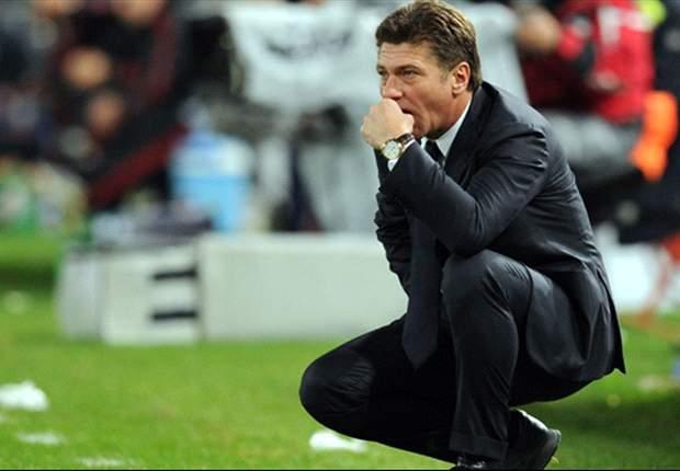 """Mazzarri: """"Twee kansen, twee goals, knap hoor"""""""