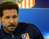 Simeone: Atletico won't settle for draw against Galatasaray