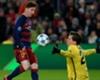 Szczesny heaps praise on Barca