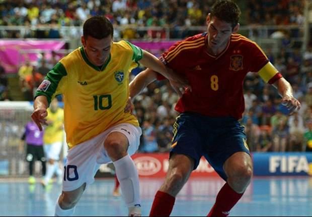 España 2-3 Brasil: Injusto subcampeonato