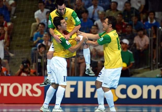 SLIDESHOW: Tujuh Momen Terbaik Piala Dunia Futsal 2012