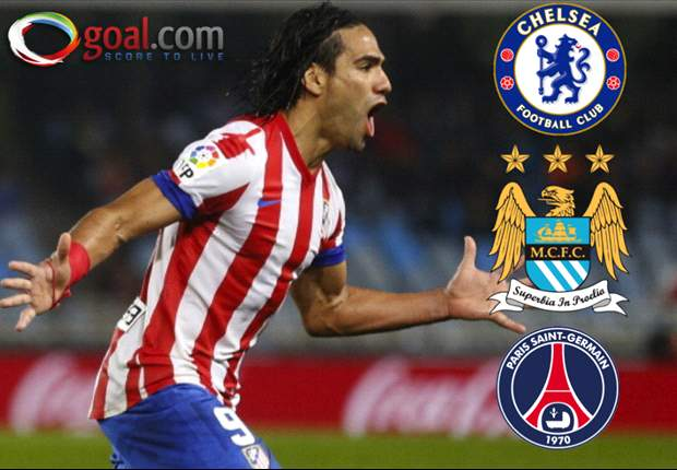 Atletico Madrid Siap Lego Radamel Falcao
