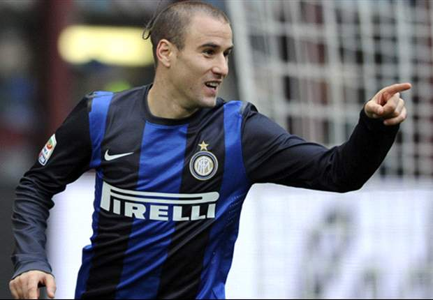 Palacio is excellent in goal, enthuses Stramaccioni
