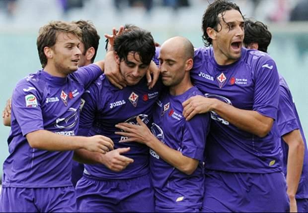 REVIEW Serie A Italia: Fiorentina Tembus Tiga Besar