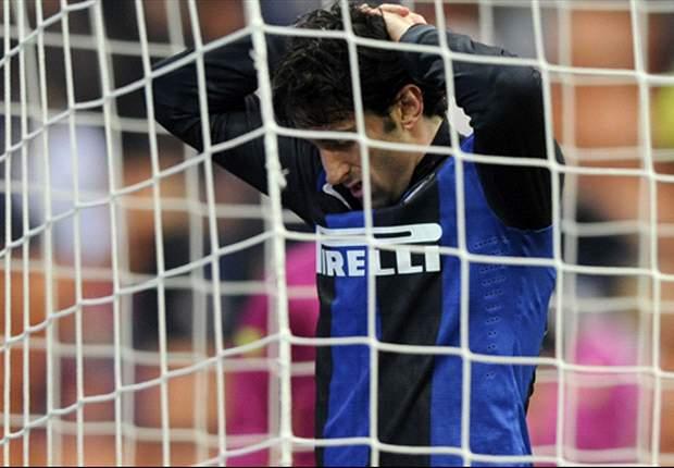 Austerity nerazzurra, l'Inter punta al taglio degli ingaggi di Cambiasso e Milito. Alvarez via in prestito a gennaio