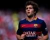 Sergi Roberto suffers ankle injury