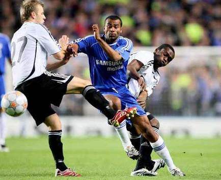 Champions League: Ashley Cole - Marek Sapara, Chelsea - Rosenborg (PA)