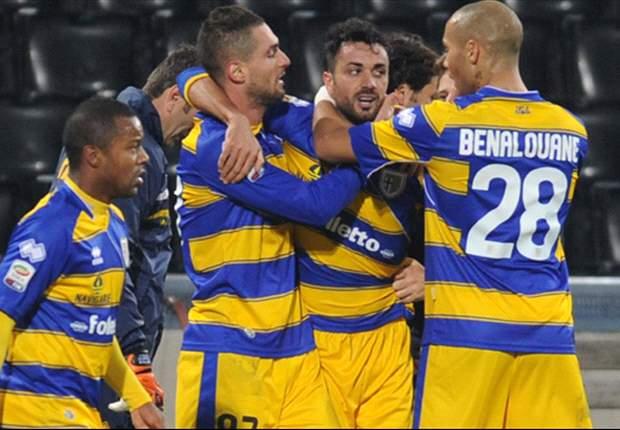 Wederopstanding van Parma krijgt vorm